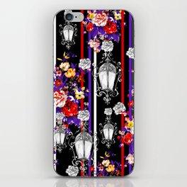 Darkness of the night iPhone Skin