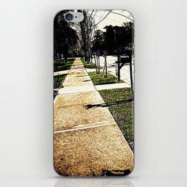 Sidewalk 921 iPhone Skin