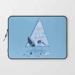 Bermuda triangle Laptop Sleeve
