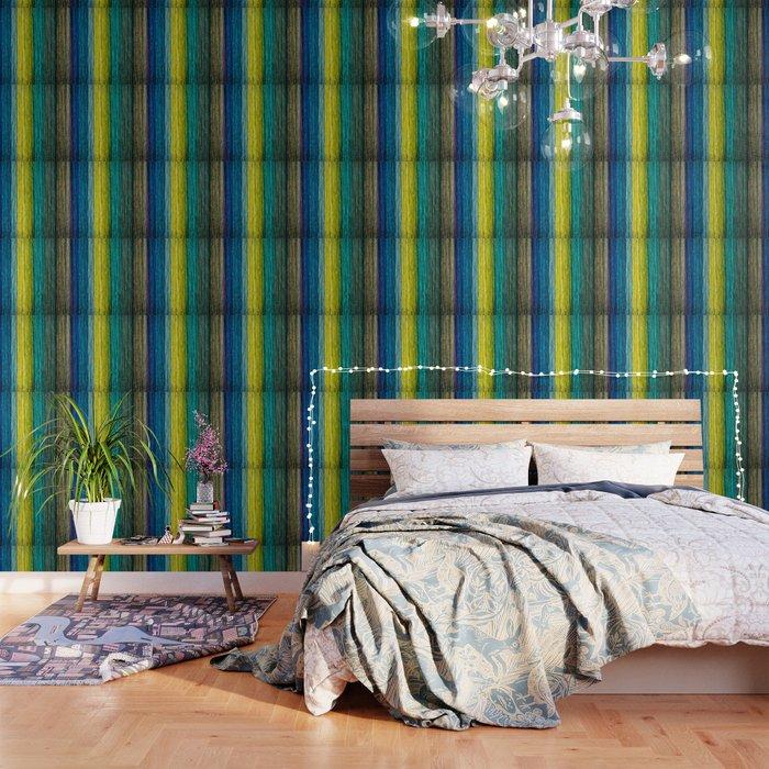 Multi Coloured Rope Wallpaper