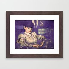 Rachael Framed Art Print