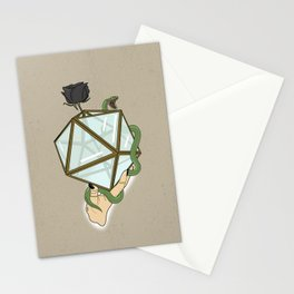 THE ODDS ARE AGAINST US Stationery Cards