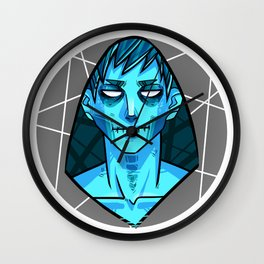 Reaper boy Wall Clock