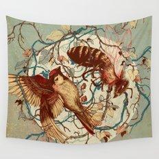 Honey & Sorrow Wall Tapestry