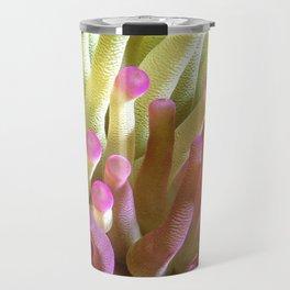 Anemone Bicolor Travel Mug