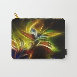Night Bloom Digital Carry-All Pouch