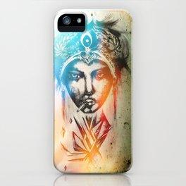 SAPHIRE iPhone Case