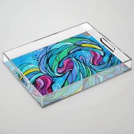 Swerve Royale Acrylic Tray