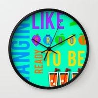 lyrics Wall Clocks featuring FROOT lyrics by Illuminany