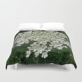 Queen Anne's Lace 3 Duvet Cover