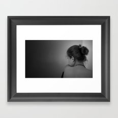 Pain and Comfort #1 Framed Art Print