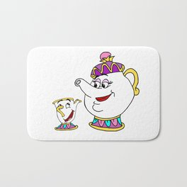 Mother and son Bath Mat