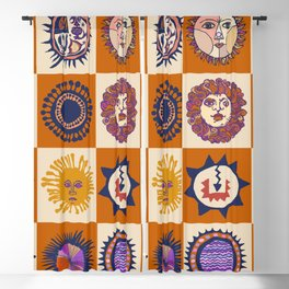 Arizona del Sols Blackout Curtain