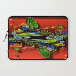 Spool Pool Laptop Sleeve