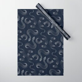Serpentine Wrapping Paper