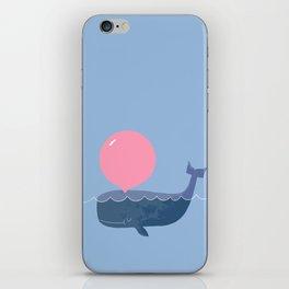 Blubber Gum iPhone Skin