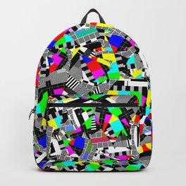 TV test image Backpack