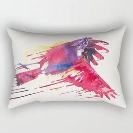 The great emerge Rectangular Pillow