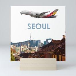 Airliner664 Mini Art Print