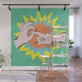 Nice and Easy Wall Mural
