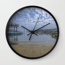 Tranquil. Wall Clock