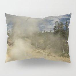 Norris Geyser Basin - Beryl Spring Pillow Sham