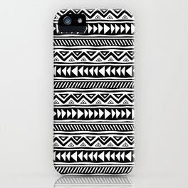 mudcloth no. 2 iPhone Case