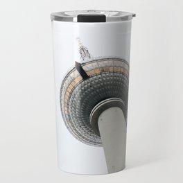 Berlin TV Tower Travel Mug