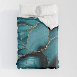 Iceberg Marble Comforters