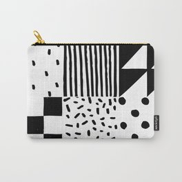 Basic Patterns Pattern Carry-All Pouch
