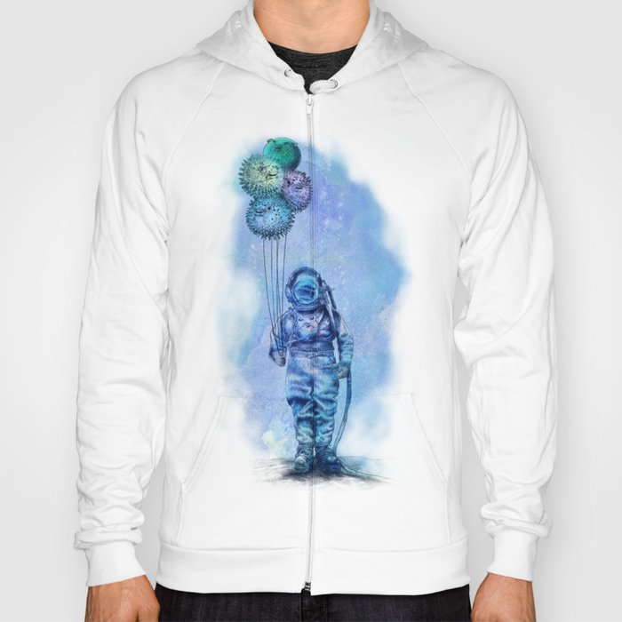 Balloon Fish Hoody