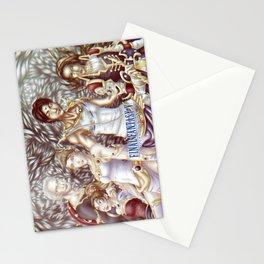 Final Fantasy V Stationery Cards