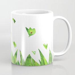 Be green, be happy Coffee Mug