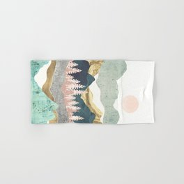 Summer Vista Hand & Bath Towel