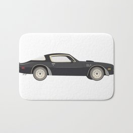 Bandit Trans Am Bath Mat