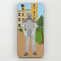 knight iPhone & iPod Skins featuring Knight by Design4u Studio