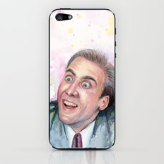 Nicolas Cage You Don't Say iPhone & iPod Skin