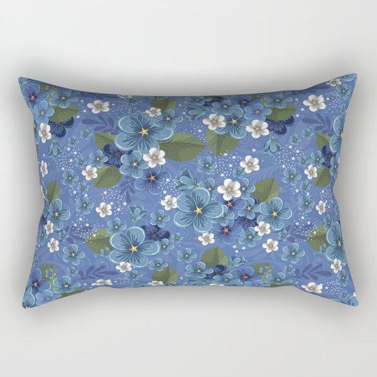 Spring in the air #8 Rectangular Pillow