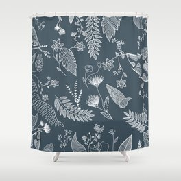 Flower Jungle Shower Curtain