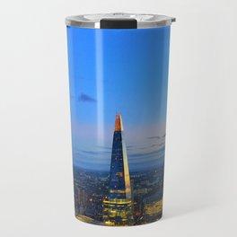Shard Sunset Travel Mug