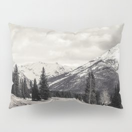 San Juan Mountains Pillow Sham