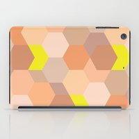 honeycomb iPad Cases featuring Honeycomb  by Colocolo Design | www.colocolodesign.de