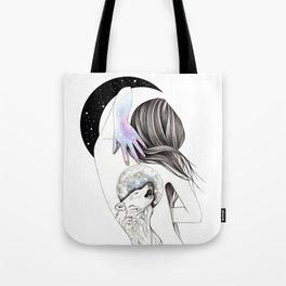 Moon Coven Tote Bag