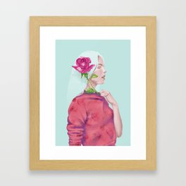 Lollita Framed Art Print