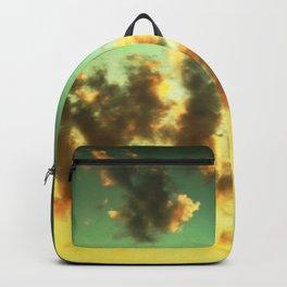 NEPHELAI SERIES Radiant sunset sky  Backpack