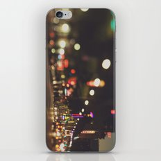 Hollywood Boulevard. Los Angeles iPhone & iPod Skin