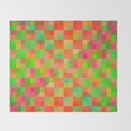 pixel pattern. 15 Throw Blanket