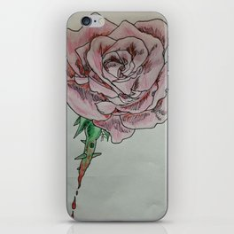 every rose has thorns 2 iPhone Skin