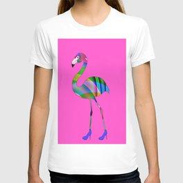 Chic Flamingo T-shirt