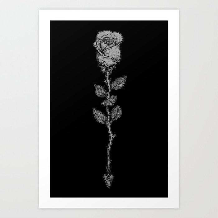 Deadly Love Kunstdrucke